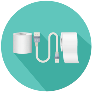 Zubehör, Ersatzteile und Verbrauchsmaterial
